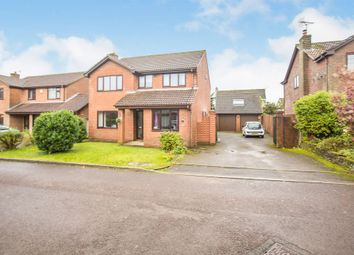 Thumbnail 4 bed detached house for sale in Tollgate Park, Shaftesbury