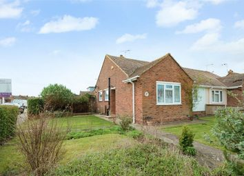 Thumbnail 2 bed semi-detached bungalow for sale in Blackburn Road, Greenhill, Herne Bay, Kent
