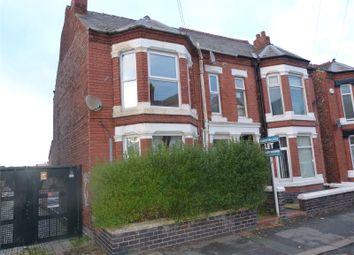 Thumbnail 1 bedroom flat for sale in Stalbridge Road, Crewe, Cheshire