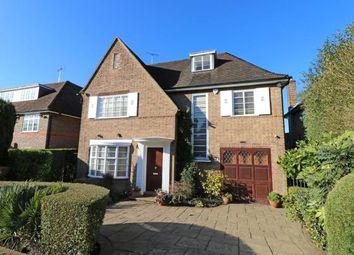 Thumbnail 6 bed detached house for sale in Church Mount, Hampstead Garden Suburb, London