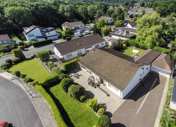 Thumbnail 4 bed detached bungalow for sale in Millwood, Lisvane, Cardiff