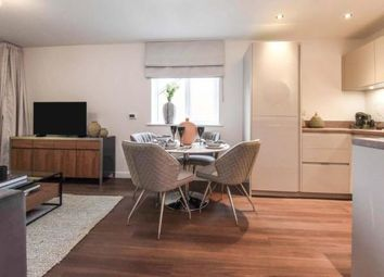 Thumbnail 1 bedroom flat for sale in West Thurrock Essex