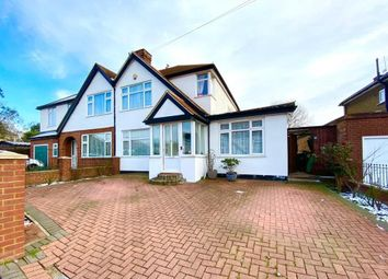 Thumbnail 4 bed semi-detached house for sale in Woodside Close, Berrylands, Surbiton