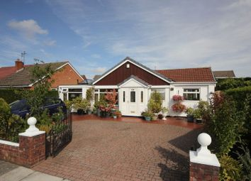 Thumbnail 3 bed detached bungalow for sale in Selkirk Avenue, Eastham, Wirral