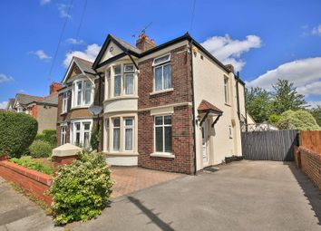 Thumbnail 3 bed semi-detached house for sale in Maes-Y-Coed Road, Heath, Cardiff