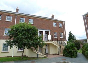Thumbnail 3 bed maisonette to rent in Cornmill Square, Shrewsbury, Shropshire
