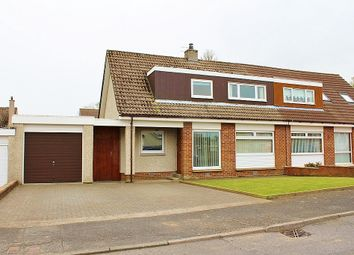 Thumbnail 3 bed semi-detached house for sale in 5 Dalriada Avenue, Stranraer