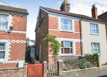 Thumbnail 4 bed semi-detached house for sale in Cantelupe Road, East Grinstead, West Sussex