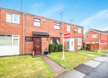 Thumbnail 3 bed terraced house for sale in Laneside Gardens, Walsall