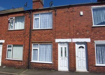Thumbnail 2 bedroom terraced house to rent in Sookholme Road, Shirebrook, Mansfield