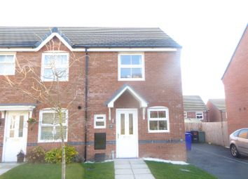 Thumbnail 2 bed end terrace house for sale in Lamberton Drive, Brymbo, Wrexham
