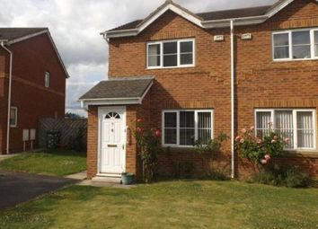 Thumbnail 2 bed semi-detached house for sale in Honey Way, Stockton-On-Tees, Stockton On Tees