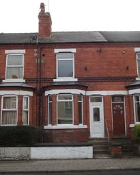 Thumbnail 3 bed terraced house to rent in Ogle Street, Hucknall