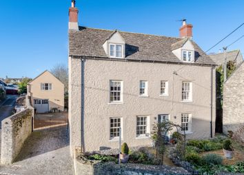 Thumbnail 4 bed detached house for sale in Grove Road, Sherston, Malmesbury