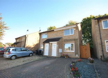 Thumbnail 1 bed semi-detached house for sale in Barley Hill Road, Northampton