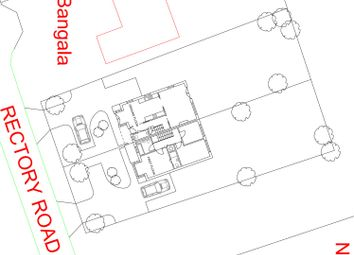 Thumbnail Land for sale in Rectory Road, Dickleburgh, Diss