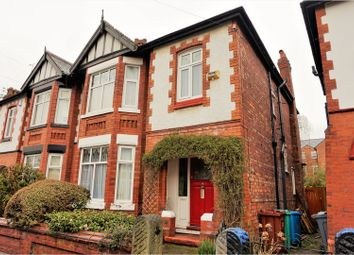 Thumbnail 5 bed semi-detached house to rent in Milverton Road, Manchester