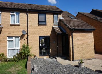Thumbnail 3 bed semi-detached house for sale in Emley Road, Addlestone