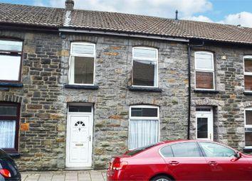 Thumbnail 3 bed terraced house for sale in Wayne Street, Pontypridd, Mid Glamorgan