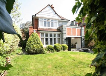 Thumbnail 5 bed detached house for sale in Bryanstone Road, Talbot Woods, Bournemouth