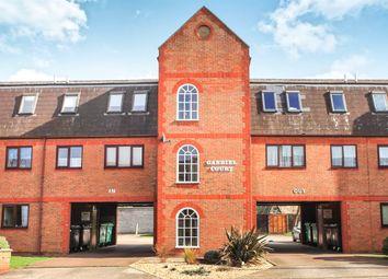 Thumbnail 2 bedroom flat for sale in Gabriel Court, Fletton Avenue, Fletton, Peterborough