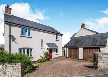 Thumbnail 4 bed detached house for sale in Chapel Park, Spreyton, Crediton