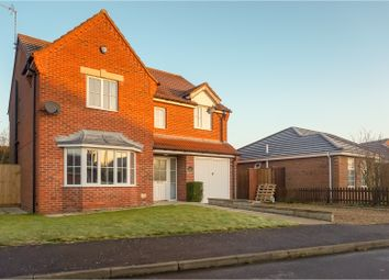 Thumbnail 5 bed detached house for sale in Casswell Drive, Spalding