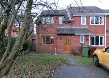 Thumbnail 3 bed end terrace house for sale in Woodrush Drive, Hollywood, Birmingham