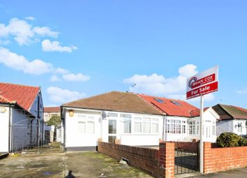 Thumbnail 3 bed semi-detached bungalow for sale in Maple Road, Yeading, Hayes