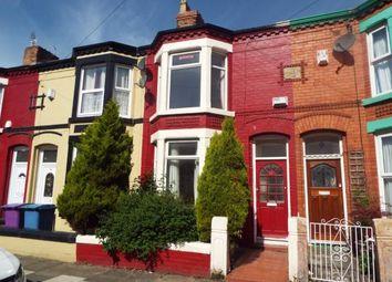 Thumbnail 2 bedroom terraced house for sale in Langton Road, Wavertree, Liverpool, Merseyside