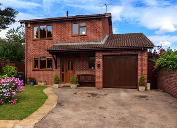 Thumbnail 3 bed detached house for sale in Ross-On-Wye, Herefordshire