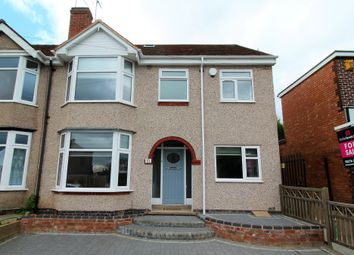 4 bed end terrace house for sale in Cedars Avenue, Coundon, Coventry CV6