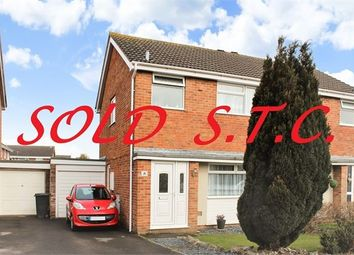 3 bed semi-detached house for sale in Cabot Way, Worle, Weston Super Mare, North Somerset. BS22