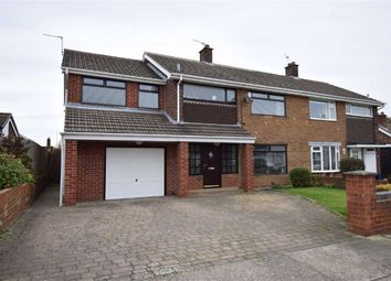 Thumbnail 4 bed semi-detached house for sale in Lyndon Drive, East Boldon