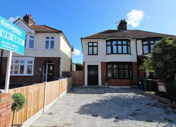 Thumbnail 3 bed semi-detached house for sale in Rectory Road, Little Thurrock, Grays