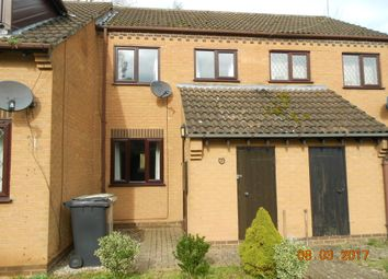 Thumbnail 2 bed terraced house to rent in Willow Close, Uppingham