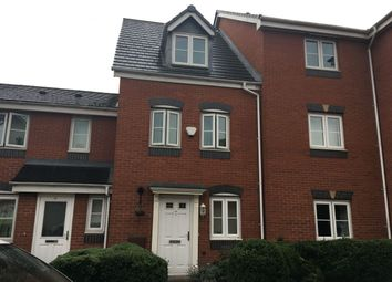 Thumbnail 3 bed town house to rent in 3 Bedroom Town House, Atlantic Way, Pride Park