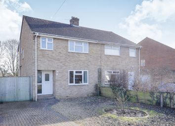 Thumbnail 3 bed semi-detached house for sale in South Lawn, Witney