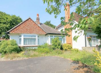 Thumbnail 2 bedroom detached bungalow for sale in Parkstone Avenue, Parkstone, Poole