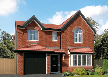 Thumbnail 4 bed detached house for sale in Chadwick Park, Derby Road, Widnes