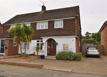 Thumbnail 3 bed semi-detached house to rent in Orchard Avenue, Aylesford