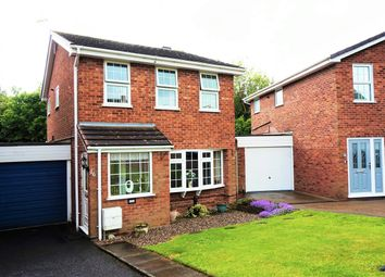 Thumbnail 3 bed link-detached house for sale in Dunval Road, Bridgnorth