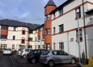Thumbnail 2 bed flat for sale in Maryport Street, Usk, Monmouthshire