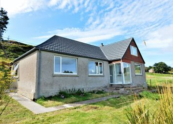 Thumbnail 4 bedroom detached bungalow for sale in Skerray, Thurso
