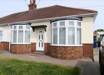Thumbnail 2 bed bungalow for sale in Fairholme Avenue, South Shields
