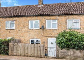 Thumbnail 2 bedroom terraced house for sale in Marham Road, Narborough, King's Lynn