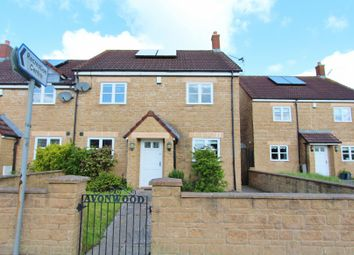 Thumbnail 4 bed detached house to rent in Avonwood, Tunley, Bath