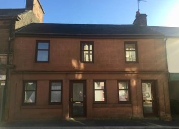 Thumbnail 2 bed flat to rent in High Street, Lockerbie
