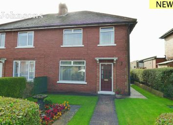 Thumbnail 3 bed semi-detached house for sale in Langthwaite Road, Scawthorpe, Doncaster.