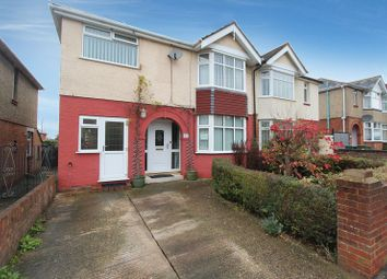 Thumbnail 3 bedroom semi-detached house for sale in Prince Of Wales Avenue, Regents Park, Southampton
